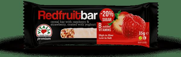 Red Fruit Bar with Yogurt Coating (35g)