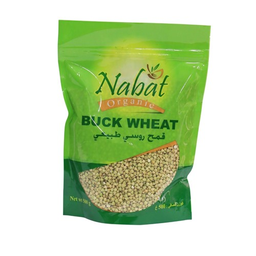 Nabat Organic Buckwheat Seeds500g