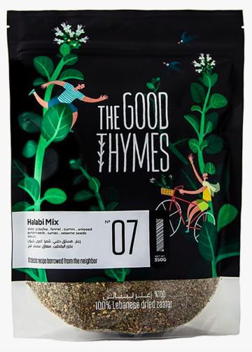 The Good Thymes - Oriental Mix