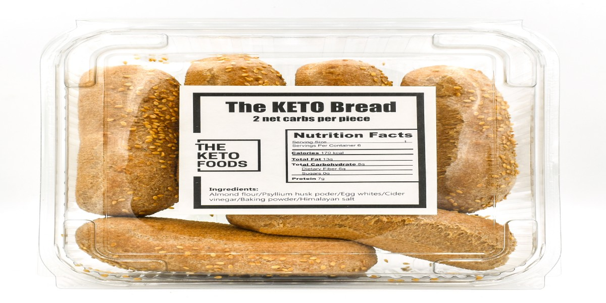 The Keto Foods -Keto Bread