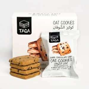 TAQA-Oat Dark Chocolate Chip Cookie