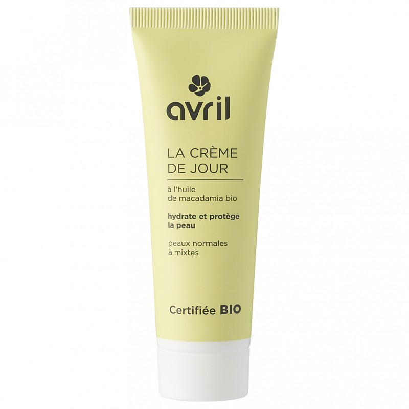 Avril Day Cream Normal & Mixed Skin 50ml - Certified organic