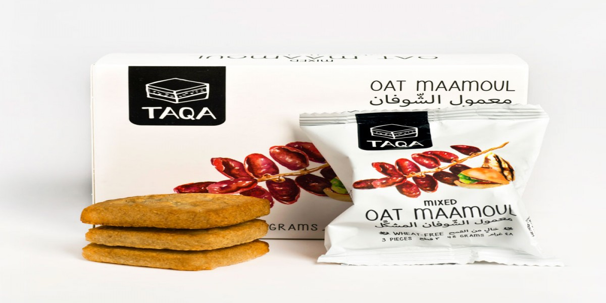 TAQA-Oat Maamoul Mixed