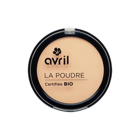 Avril Compact Powder Porcelaine - Certified Organic
