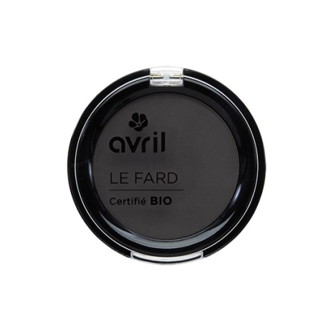 Avril Eye Shadow Gris Anthracite Mat - Certified Organic