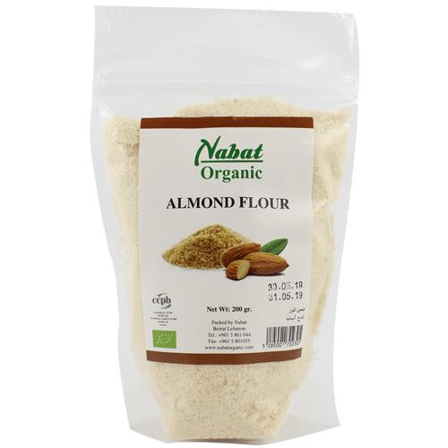 Nabat Organic Almond Flour
