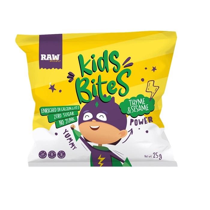 Raw Bites Kids Thyme & Sesame - 1pc