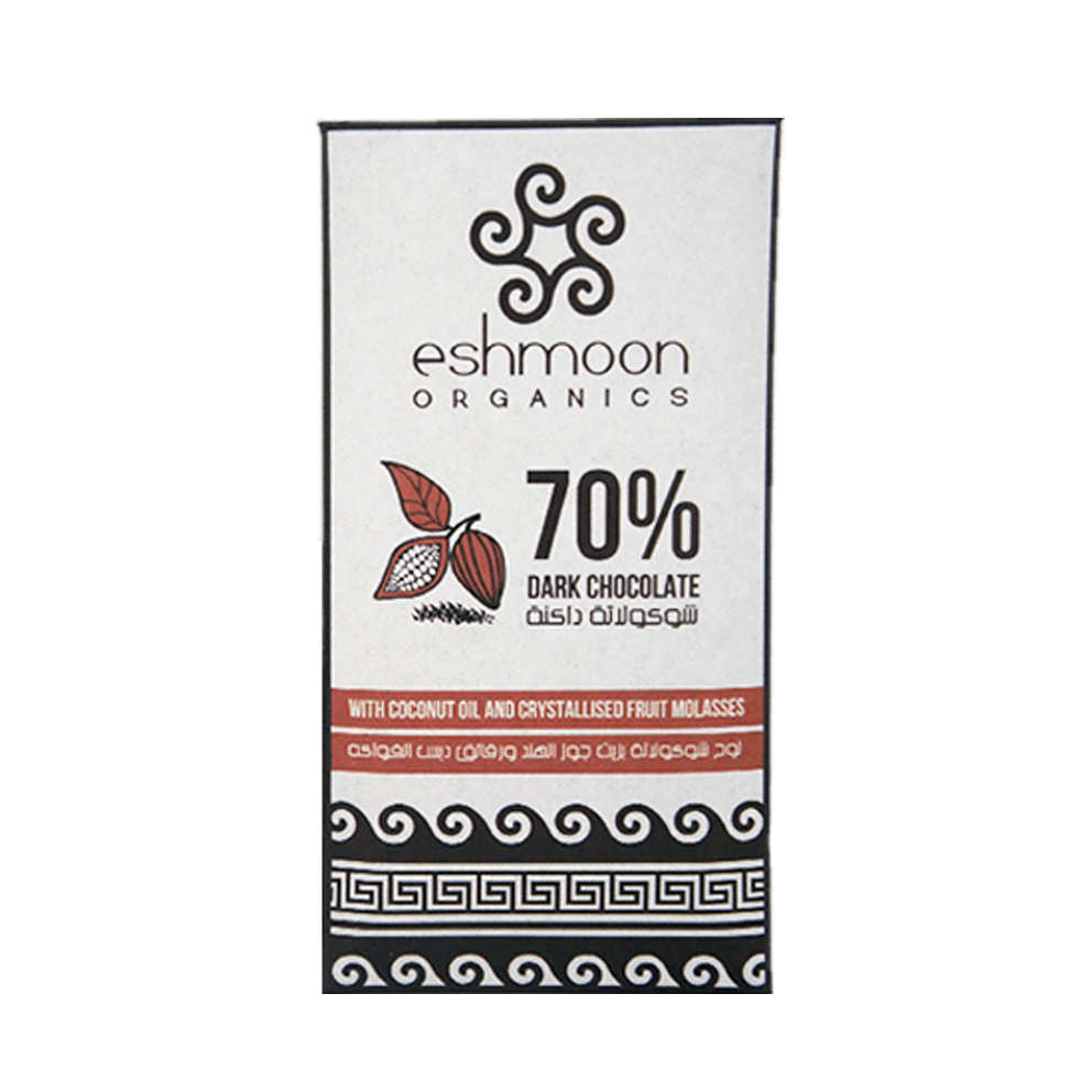 Eshmoon Dark Chocolate 110g
