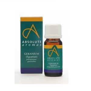 Absolute Aromas Geranium Essential Oil 10ml