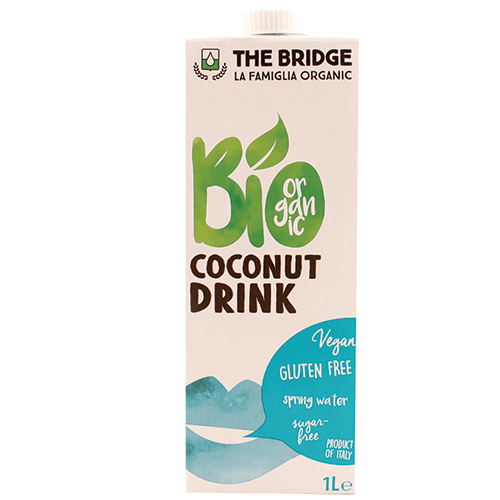 The Bridge Bio Coconut Drink