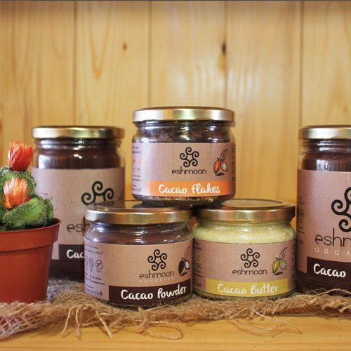 Eshmoon Cacao Flakes 175g