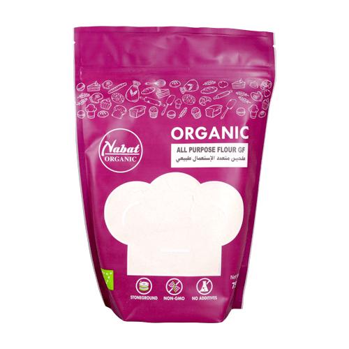 Nabat Organic All purpose Gulten Free Flour Mix