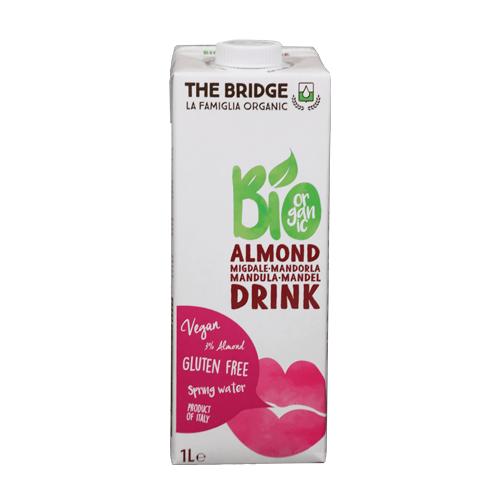 Nabat The Bridge Bio Almond Drink 1000ML