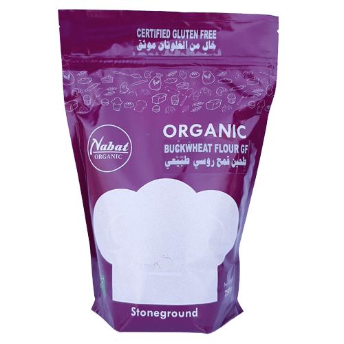 Nabat Organic Buckwheat Flour 750g