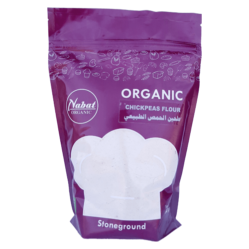 Organic Chickpeas Flour Nabat 750g