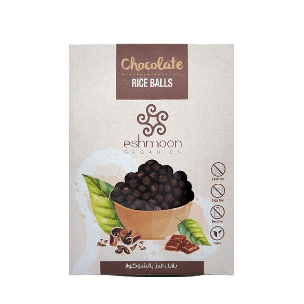 Eshmoon Chocolate Rice Balls 350g