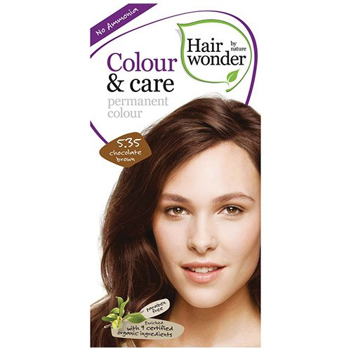Hair Wonder Colorant- Chocolate Brown 5.35