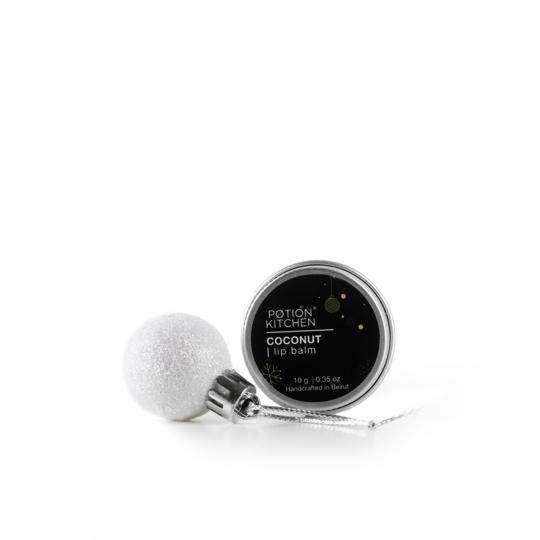 Potion Kitchen - Coconut Lip Balm 10g- Holiday Edition