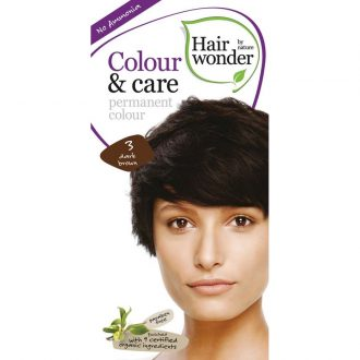 Hair Wonder Colorant- Dark Brown 3