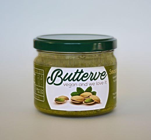 Butterve Pistachio Butter 260g