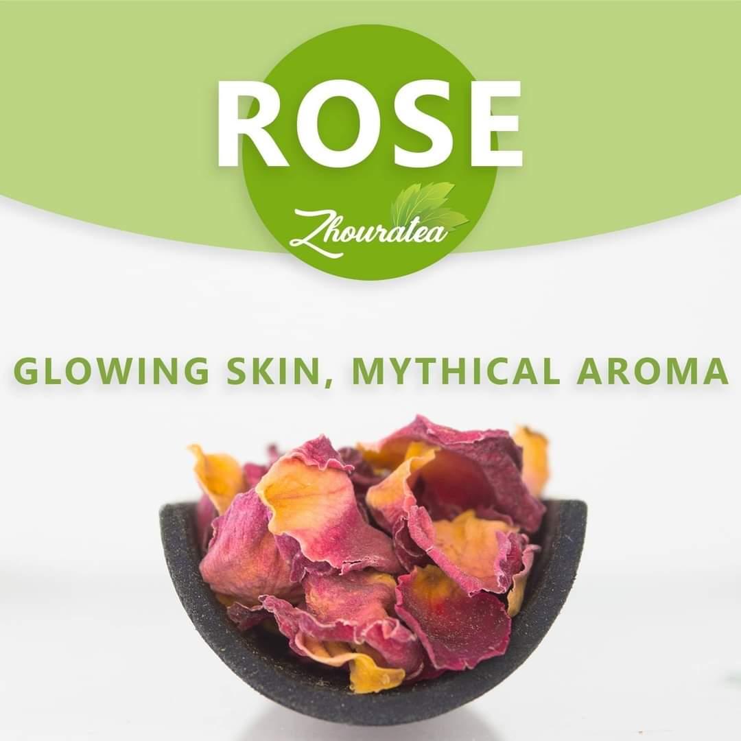 Zhouratea Rose Tea
