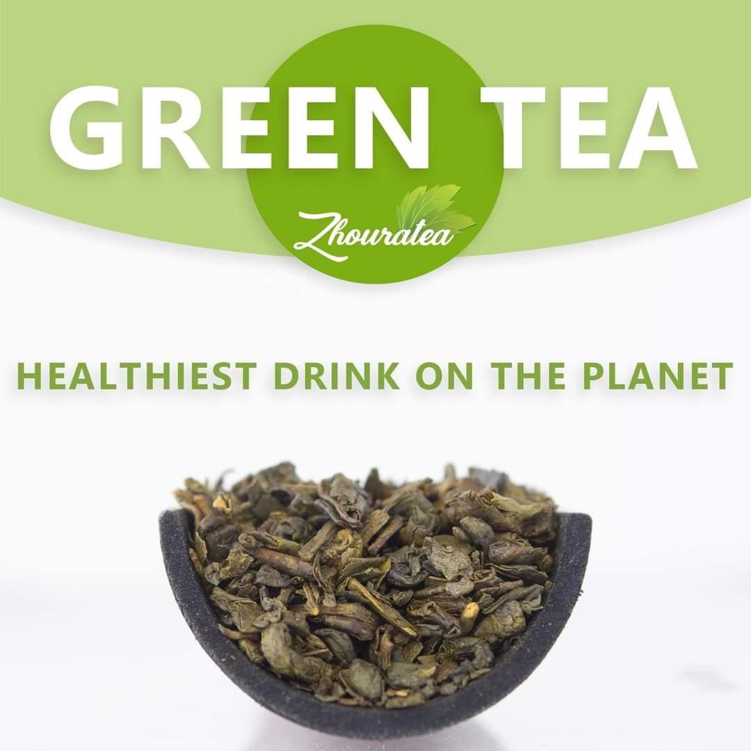 Zhouratea Green Tea