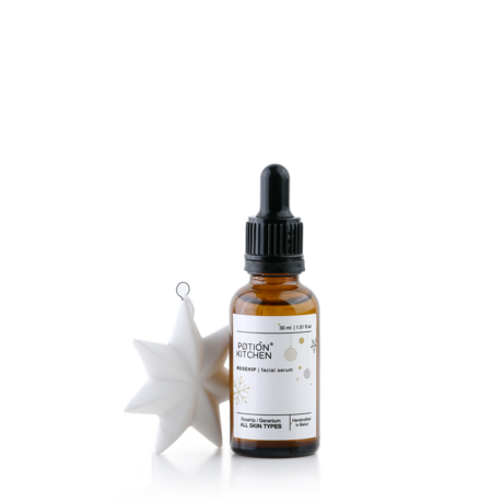 Potion KItchen -Rosehip Geranium 30mL- All Skin Types