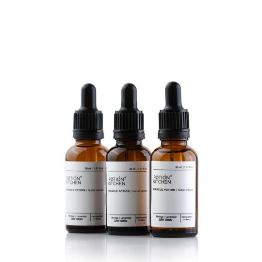 Potion Kitchen -Miracle Potion Facial Serum 30mL - Dry Skin