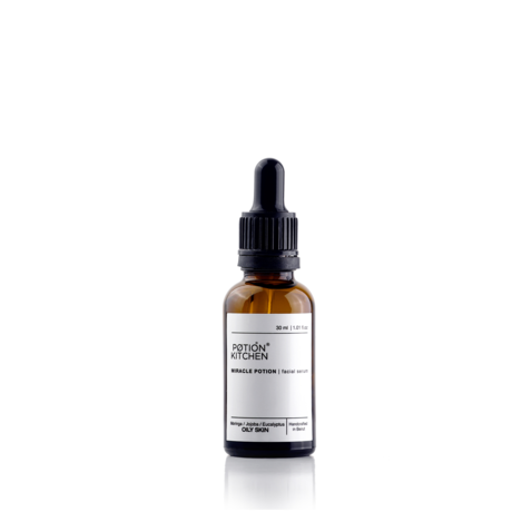 Potion Kitchen-Miracle Potion Facial Serum 30mL- Oily Skin