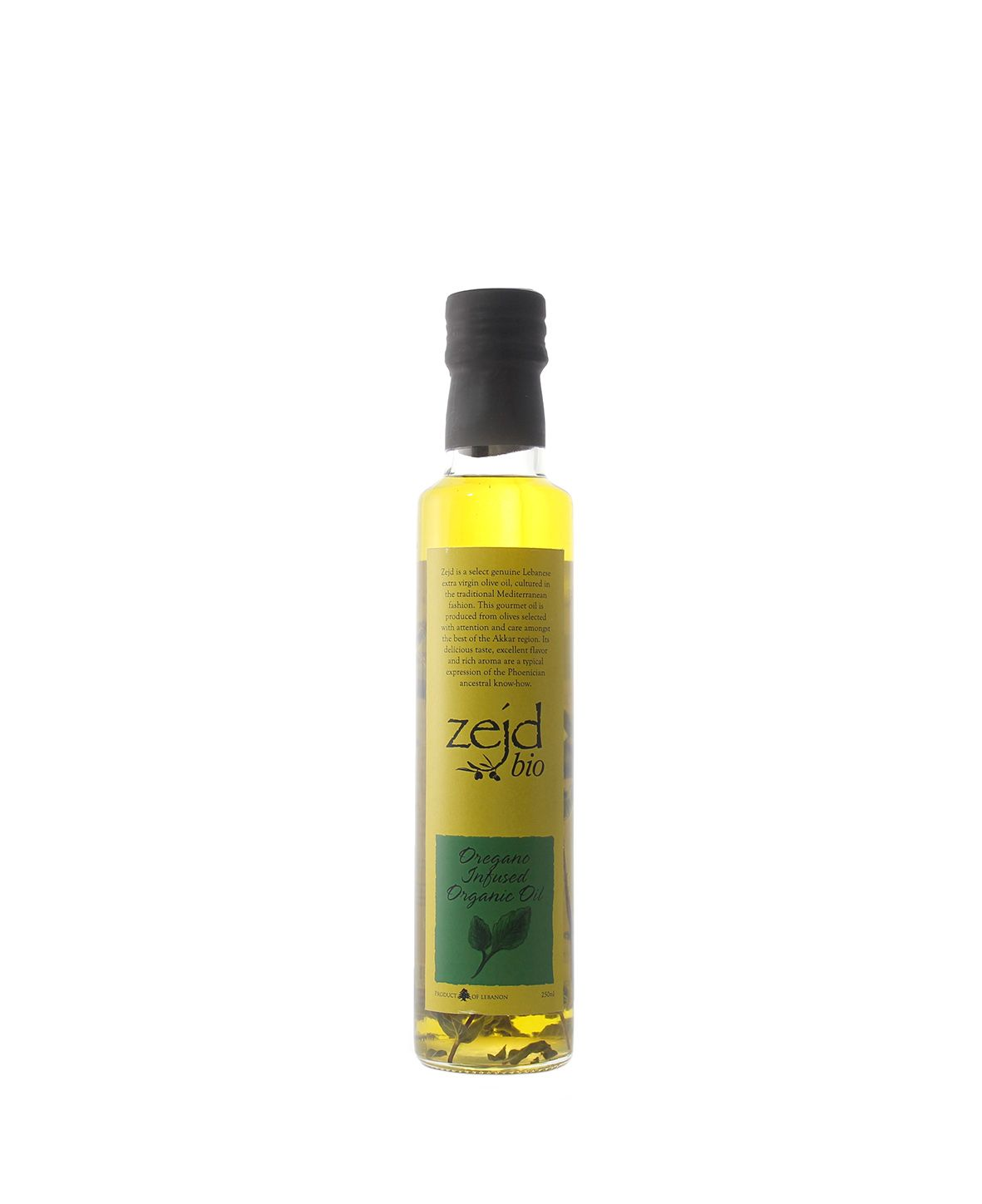 House of Zejd Oregano Infusion Oil, 250mL