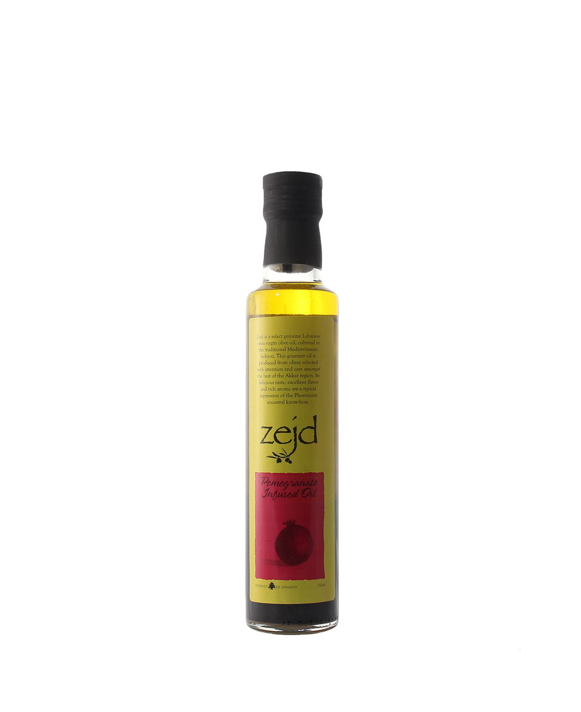 House of Zejd, Pomegranate Infused Oil, 250mL