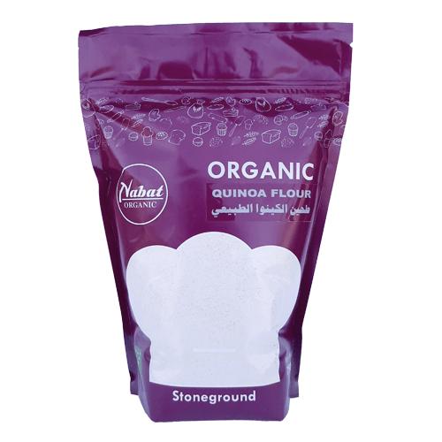 Organic Quinoa Flour Nabat 750g