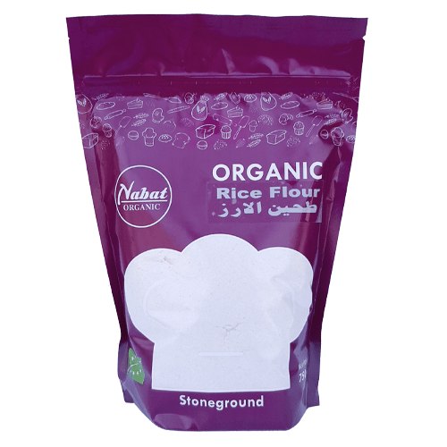 Nabat Organic Whole Rice Flour 750g