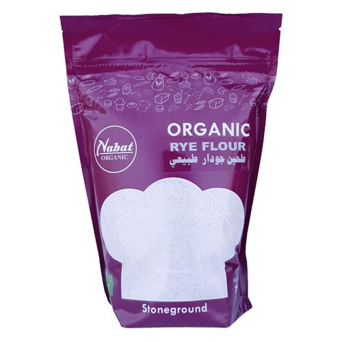Nabat Organic Rye Flour 750g