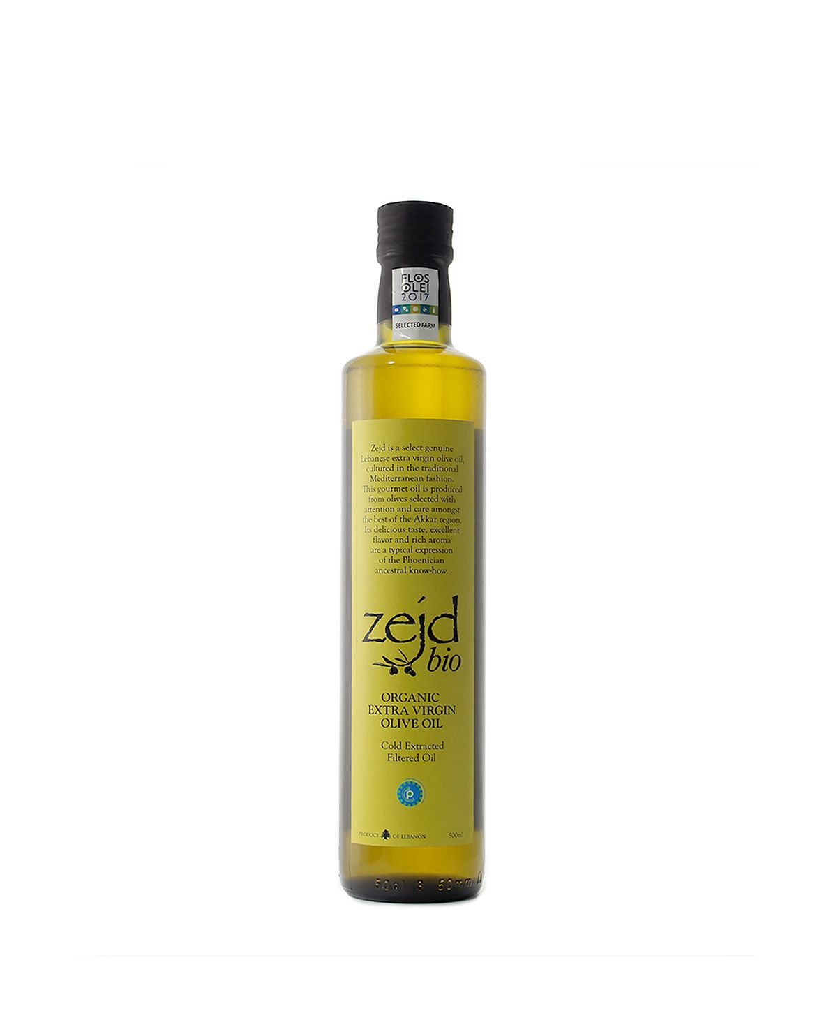 House of Zejd Extra Virgin Olive Oil, 750mL