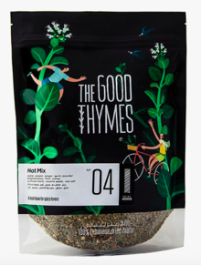 The Good Thymes-Hot Mix N 04