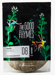 The Good Thymes- Green Mix N 8
