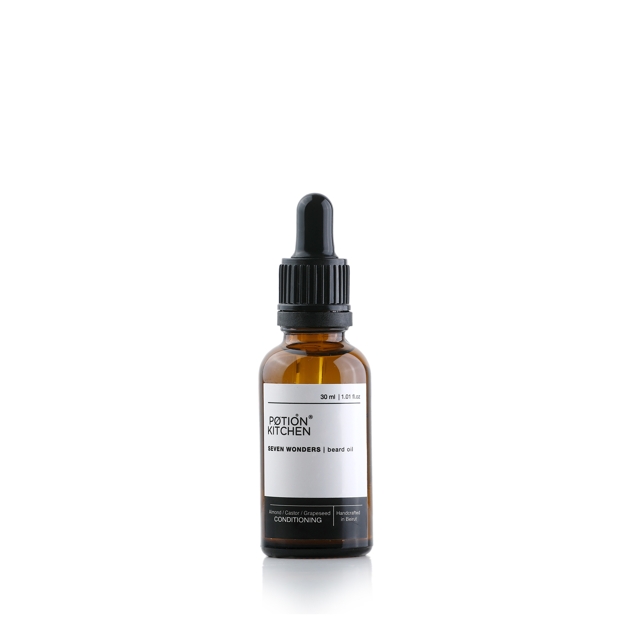 Potion Kitchen-Seven Wonders Beard Oil 30mL