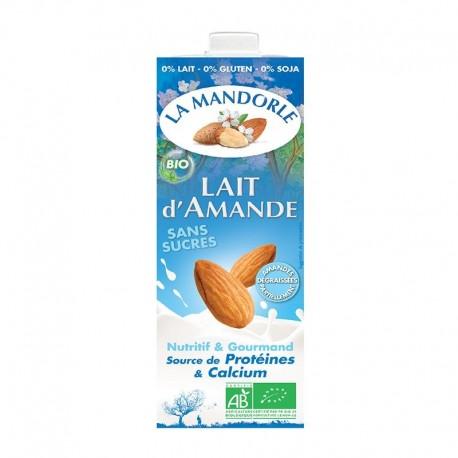 Almond Milk 1 L- La Mandorle