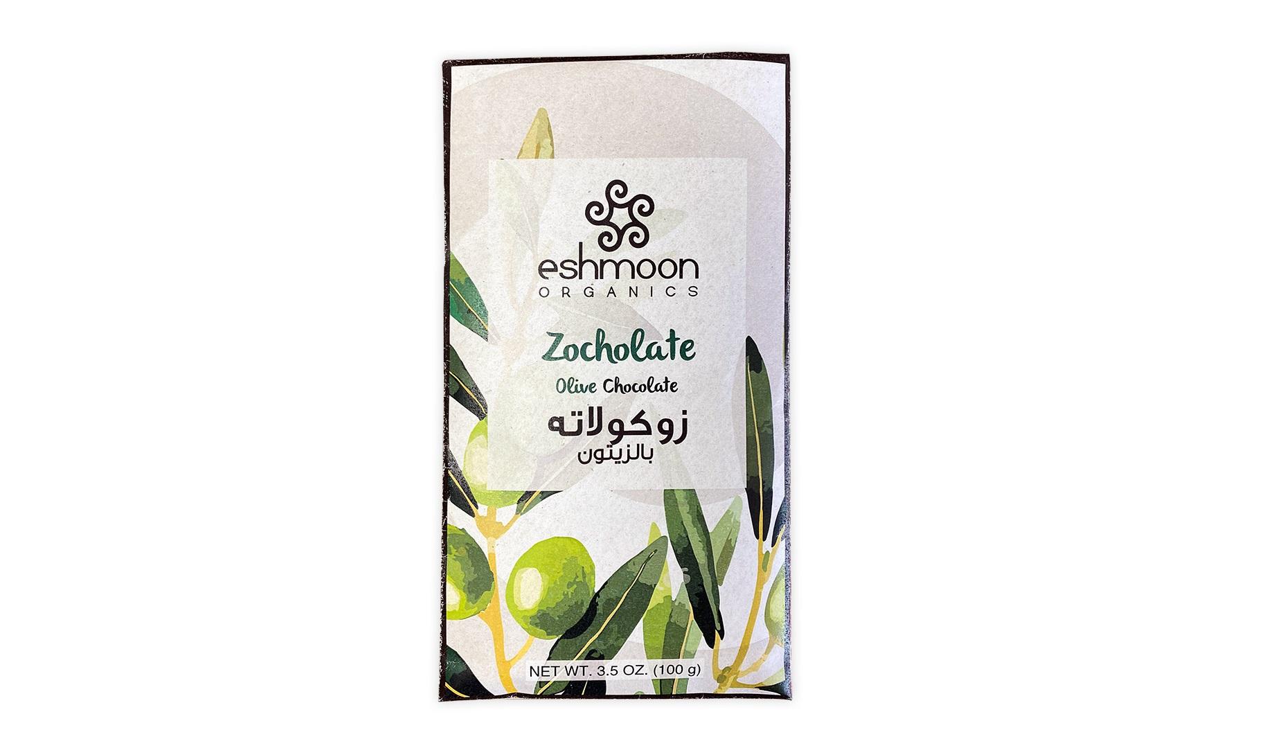 Eshmoon Zocholate Dark Chocolate 110g