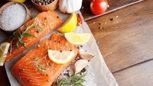 Fresh Salmon 200g