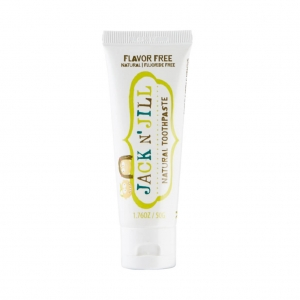 Jack N Jill Natural Toothpaste Flavor Free