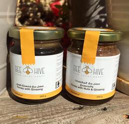 Herbatica - Ginseng Honey 250g