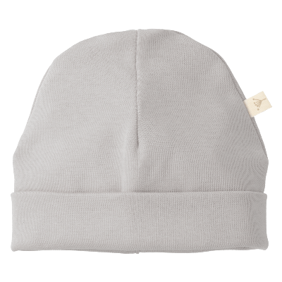 Fresk Baby hat uni gull grey