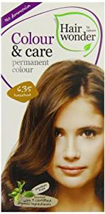 Hair Wonder Colorant- Hazelnut 6.35