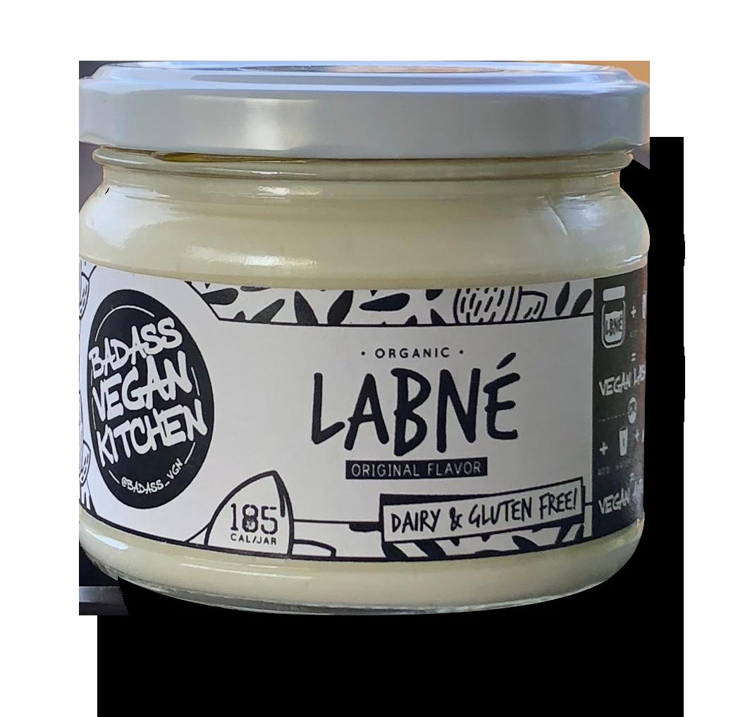 Badass Vegan Labné