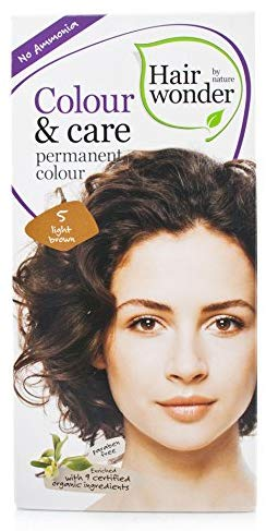 Hair Wonder Colorant - Light Brown 5