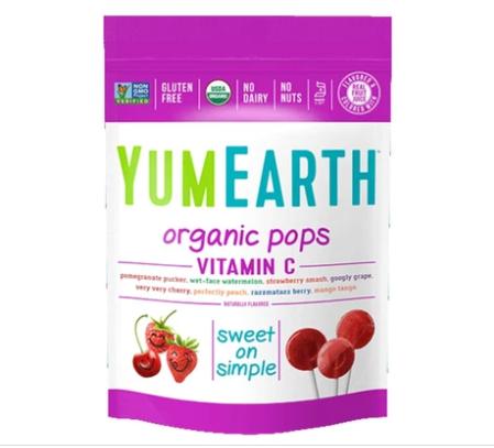 YumEarth Lollipop Fruity