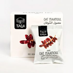 TAQA-Oat Maamoul Date
