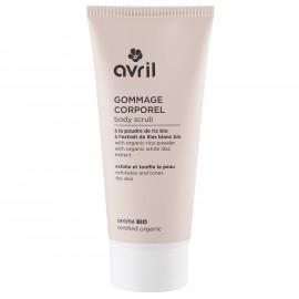Avril Body scrub With organic rice powder - 200 ml - Certified organic